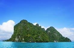 Малый остров, Таиланд Стоковое Изображение RF