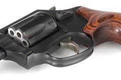 Малый пистолет Стоковые Фото