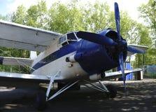 Малый самолет с винтом Стоковые Фотографии RF