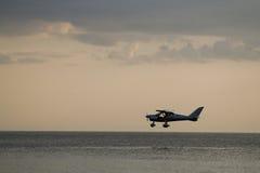 Малый самолет Стоковые Изображения