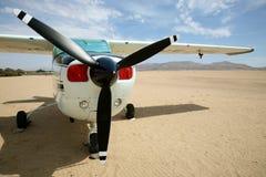 Малый самолет Стоковое Изображение