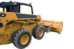 малый трактор Стоковые Фото