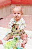 Малый художник Стоковые Фото