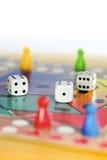 малыши настольных игр Стоковое Изображение