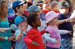 малыши празднества Стоковые Фотографии RF