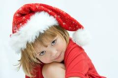 малыши рождества Стоковая Фотография