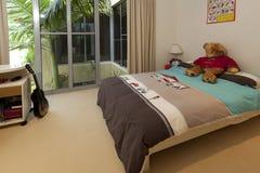 малыши спальни стоковое изображение rf