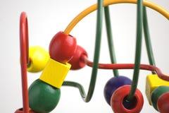 малыши toy деревянное Стоковые Фотографии RF