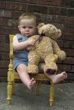 малыш игрушечного Стоковая Фотография RF