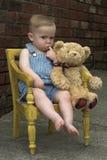 малыш игрушечного Стоковые Изображения
