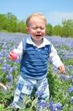 малыш несчастный Стоковые Фотографии RF