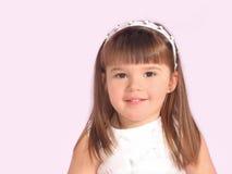 малыш портрета девушки Стоковые Изображения RF