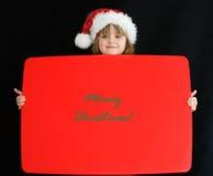 малыш рождества Стоковое фото RF