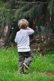 малыш травы Стоковые Изображения RF