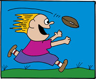 малыш футбола Стоковая Фотография RF