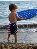 Малыш 4-ое июля Стоковая Фотография RF