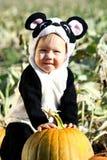 малыш halloween Стоковое Изображение RF