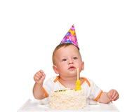 Малыш one-year-old Стоковое Изображение RF