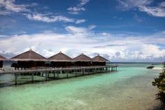 Мальдивыы Стоковое Изображение RF