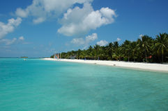 Мальдивы Стоковая Фотография