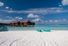 Мальдивы Стоковое Изображение RF