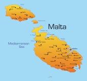 Мальта Стоковое Фото