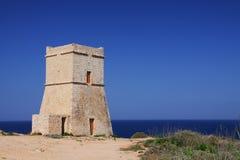 мальтийсный вахта башни Стоковая Фотография