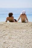 мальчики молодые Стоковая Фотография RF