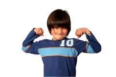 мальчик бокса Стоковые Изображения