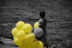 Мальчик в Александрии стоковое изображение rf