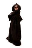 Мальчик в зомби halloween fancy-dress Стоковое фото RF