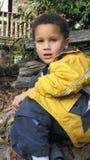 мальчик красивый Стоковые Фотографии RF