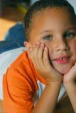 мальчик красивый Стоковая Фотография RF
