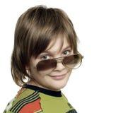 мальчик красивый Стоковая Фотография