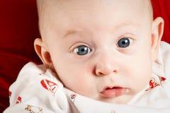 мальчик красотки младенца Стоковое фото RF