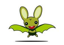 мальчик летучей мыши Стоковое фото RF