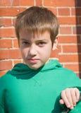 мальчик малый Стоковое Фото
