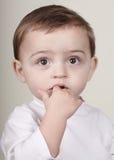 мальчик малый Стоковая Фотография