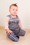 мальчик малый Стоковые Фотографии RF