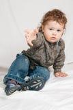 мальчик малый Стоковые Изображения RF