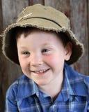 мальчик милый немногая Стоковая Фотография RF