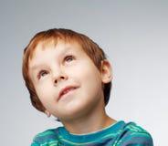 мальчик немногая Стоковая Фотография