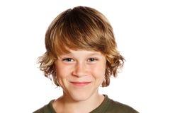 мальчик озорной Стоковые Изображения RF