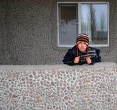 Мальчик подростка Стоковые Изображения RF