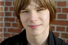 мальчик подростковый Стоковая Фотография