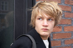 мальчик подростковый Стоковые Фото