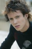 мальчик подростковый Стоковые Фотографии RF