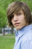 мальчик предназначенный для подростков Стоковая Фотография RF