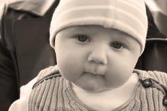 мальчик пухлый Стоковое Изображение RF