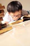 мальчик сонный Стоковое Изображение RF